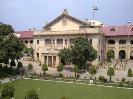 High Court of Allahabad issued a notice of criminal contempt to a Lawyer against whom a complaint was made by Civil Judge