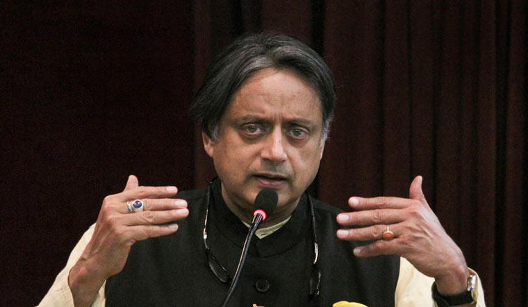 High court of Delhi stay the defamation proceedings against Shashi Tharoor: