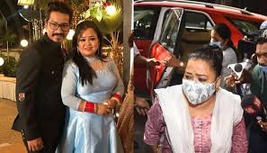 Bombay Court remanded comedian Bharti Singh and her husband Harsh Limbachiyaa to Judicial Custody till 4th December