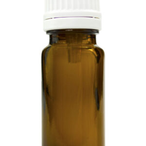 Basil Essential Oil - 10ml Unlabelled Bottle