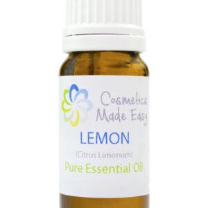 Lemon (Citrus Limonum) Essential Oil