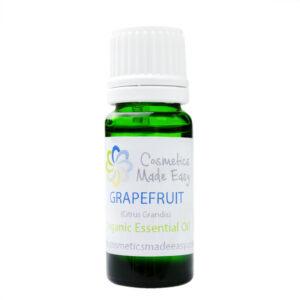 Organic Grapefruit (Citrus Grandis) Essential Oil