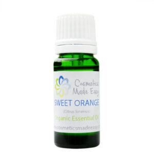 Organic Orange Sweet (Citrus Sinensis) Essential Oil