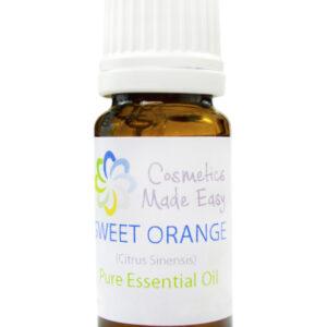 Orange Sweet (Citrus Sinensis) Essential Oil