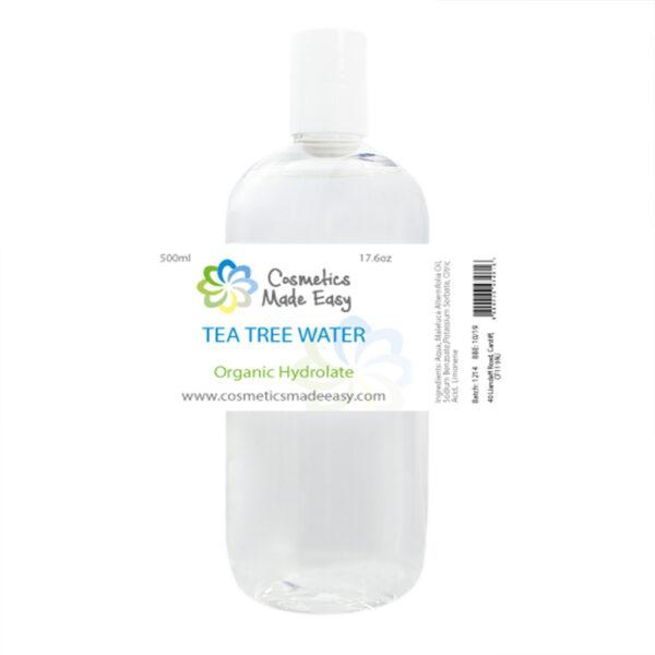 Tea Tree Floral Water (Organic Hydrosol)