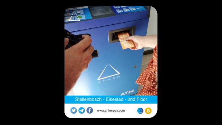 Bitcoin ATM Capetown