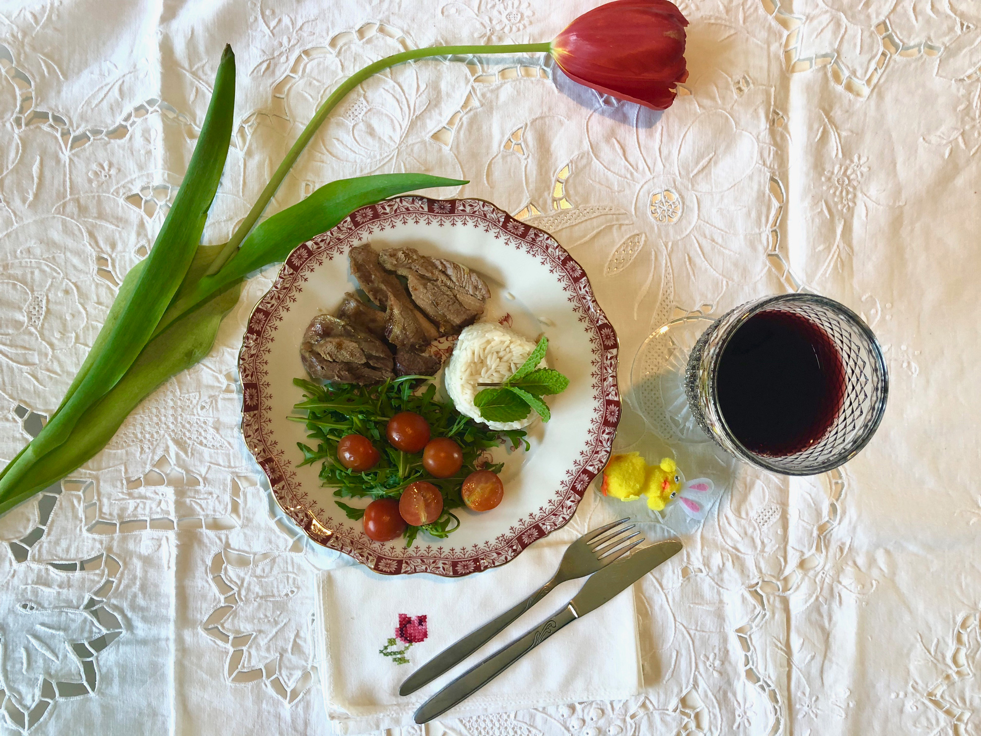 EASTER LAMB…THE PORTUGUESE WAY