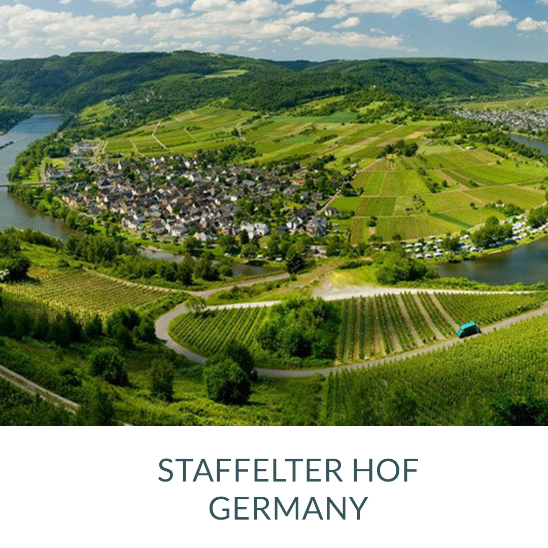 Staffelter Hof, Germany  Region : Mosel  Grapes : Riesling