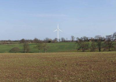 Wind Turbine, Northamptonshire