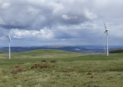 Wind Energy Projects, Scotland