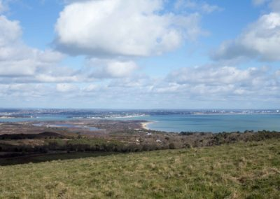 Poole aPoole Harbour from Isle of Purbeck, Dorset AONBHarbour from Isle of Purbeck