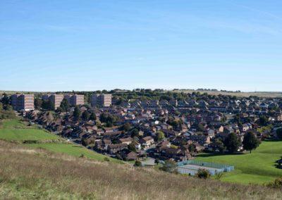 Whitehawk Estate, Brighton and Hove