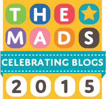 Who I'm voting for in the MAD Blog Awards 2015