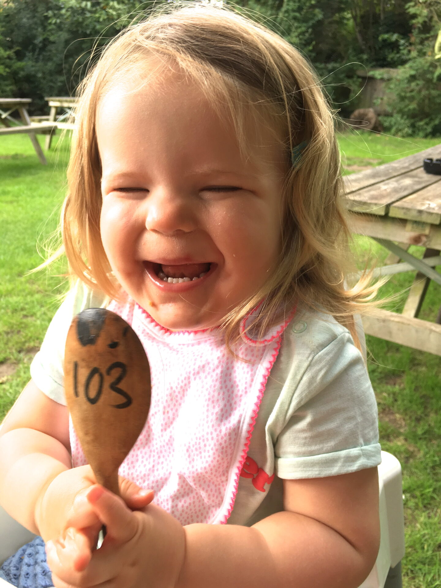 Dear Lottie Bella: You're two years old!