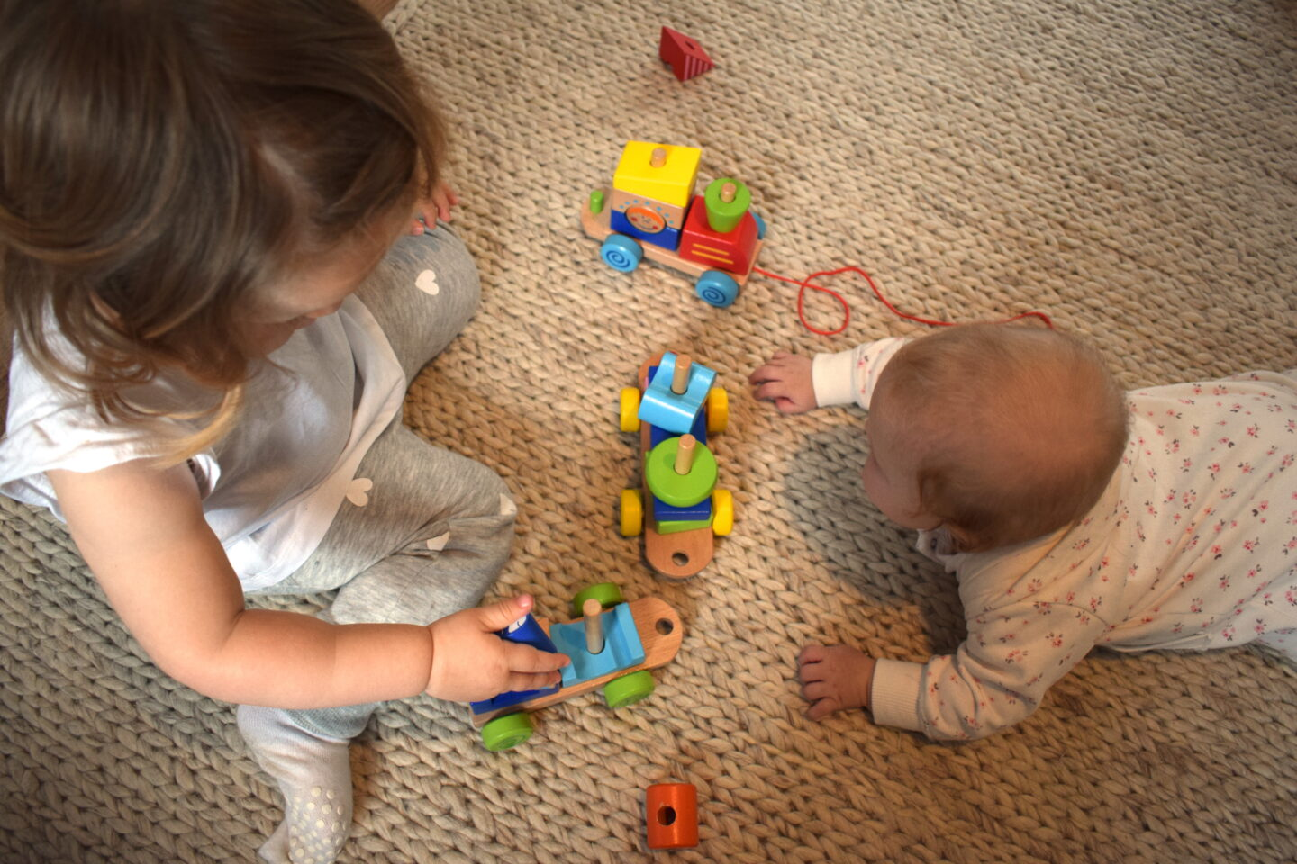 Top tips for parenting two under two
