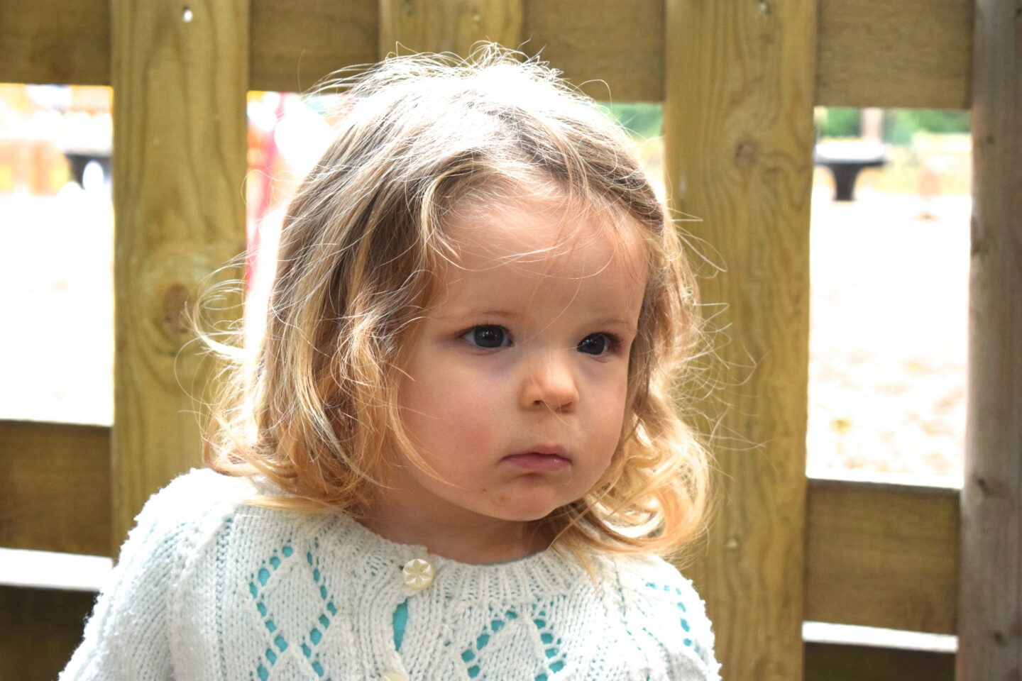Dear Lottie Bella: Two and a half years old