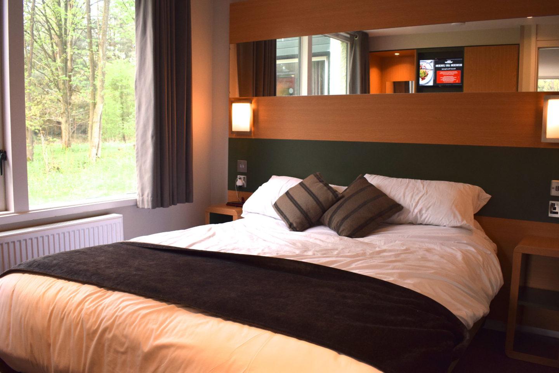 3 bed new woodland lodge Center Parcs Elveden Forest