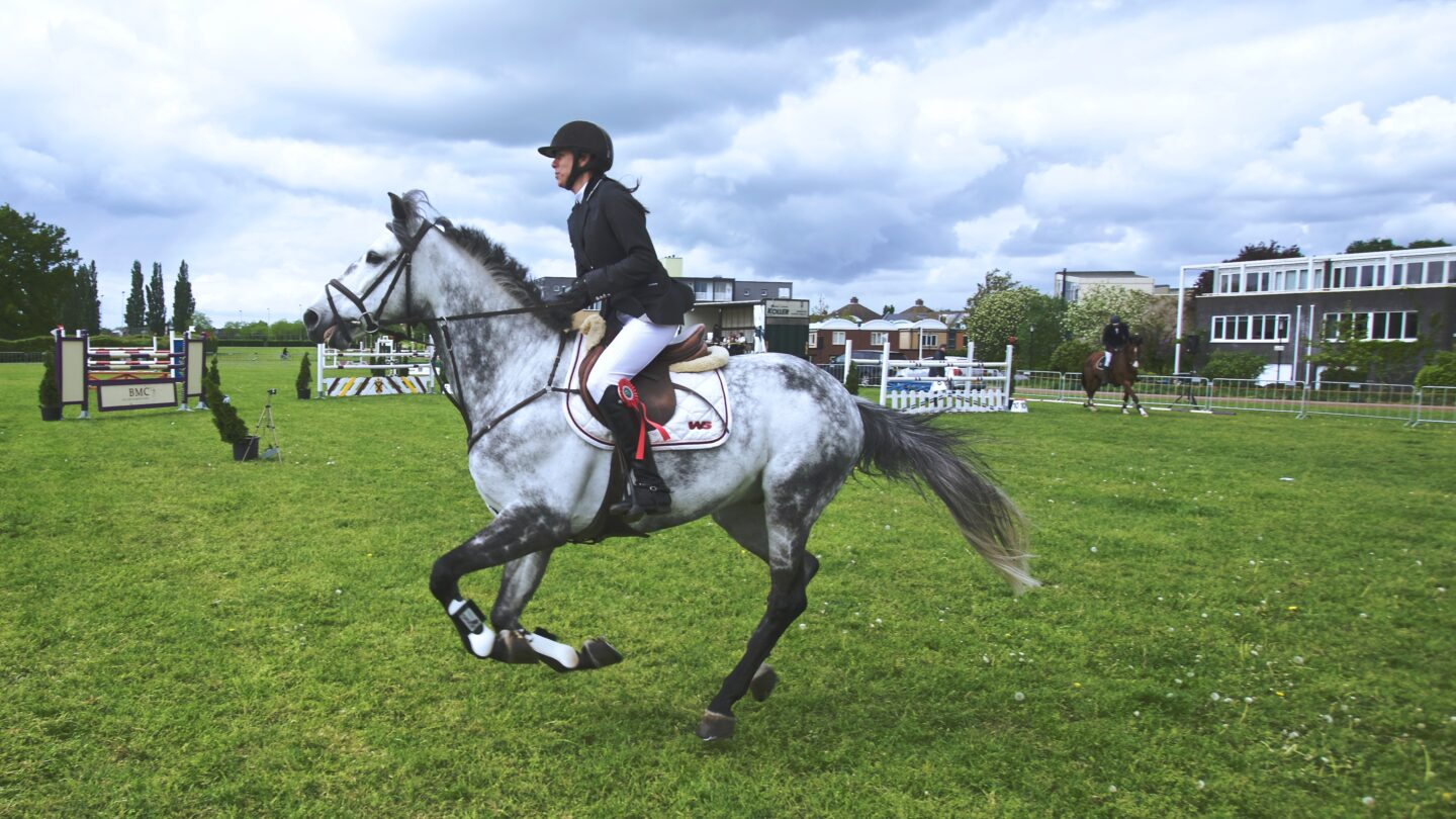 Ask yourself these questions before you take your child horse riding