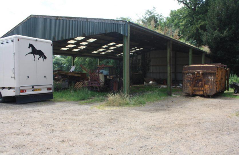 St Anns Farm Open barn
