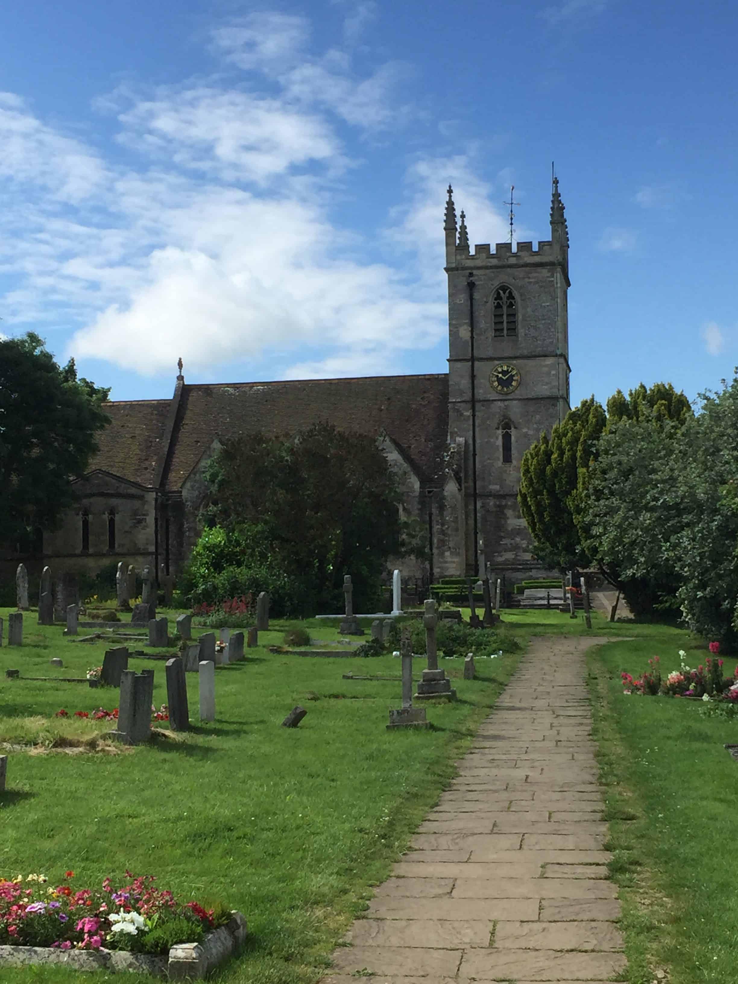 Bladon Churchyard