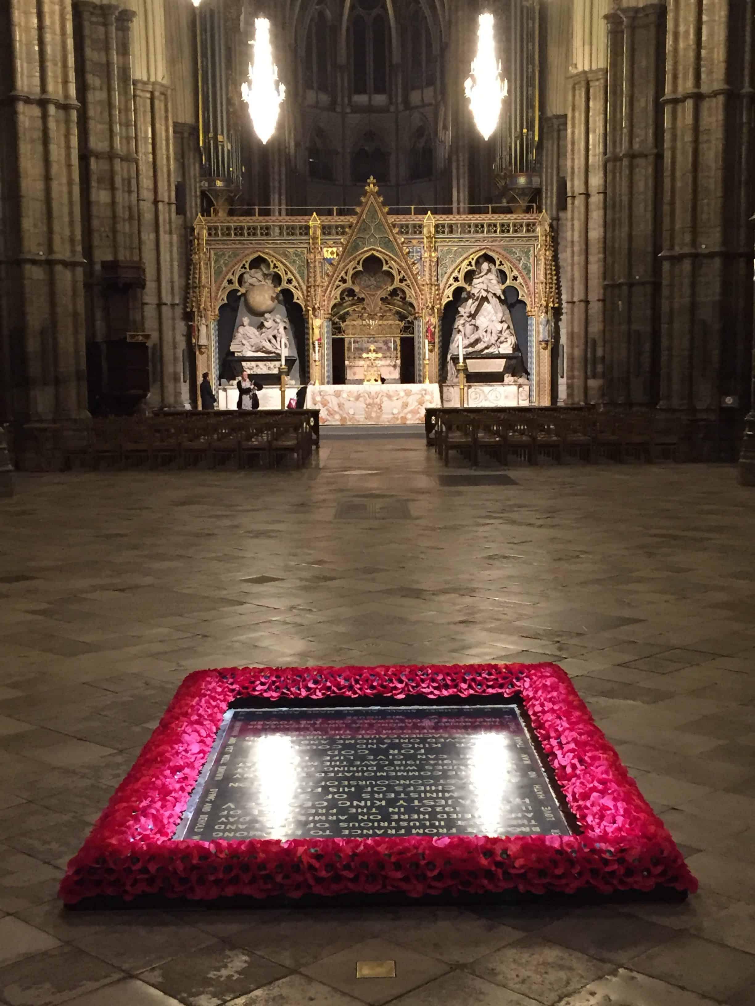 Abadia de Westminster Interior