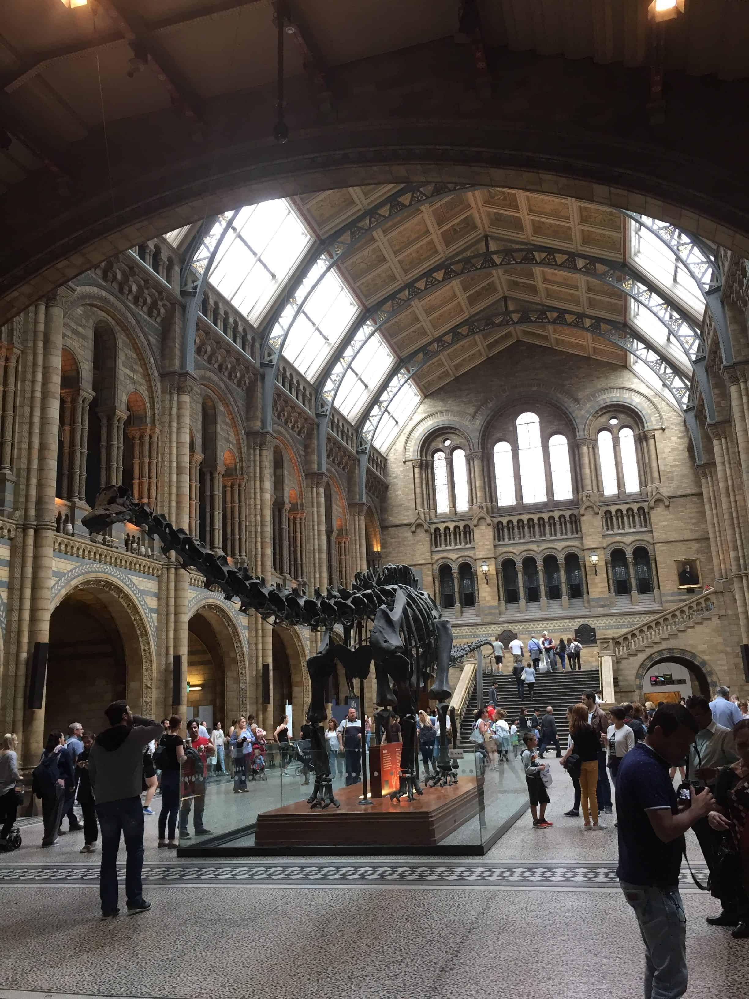 Galeria em Londres