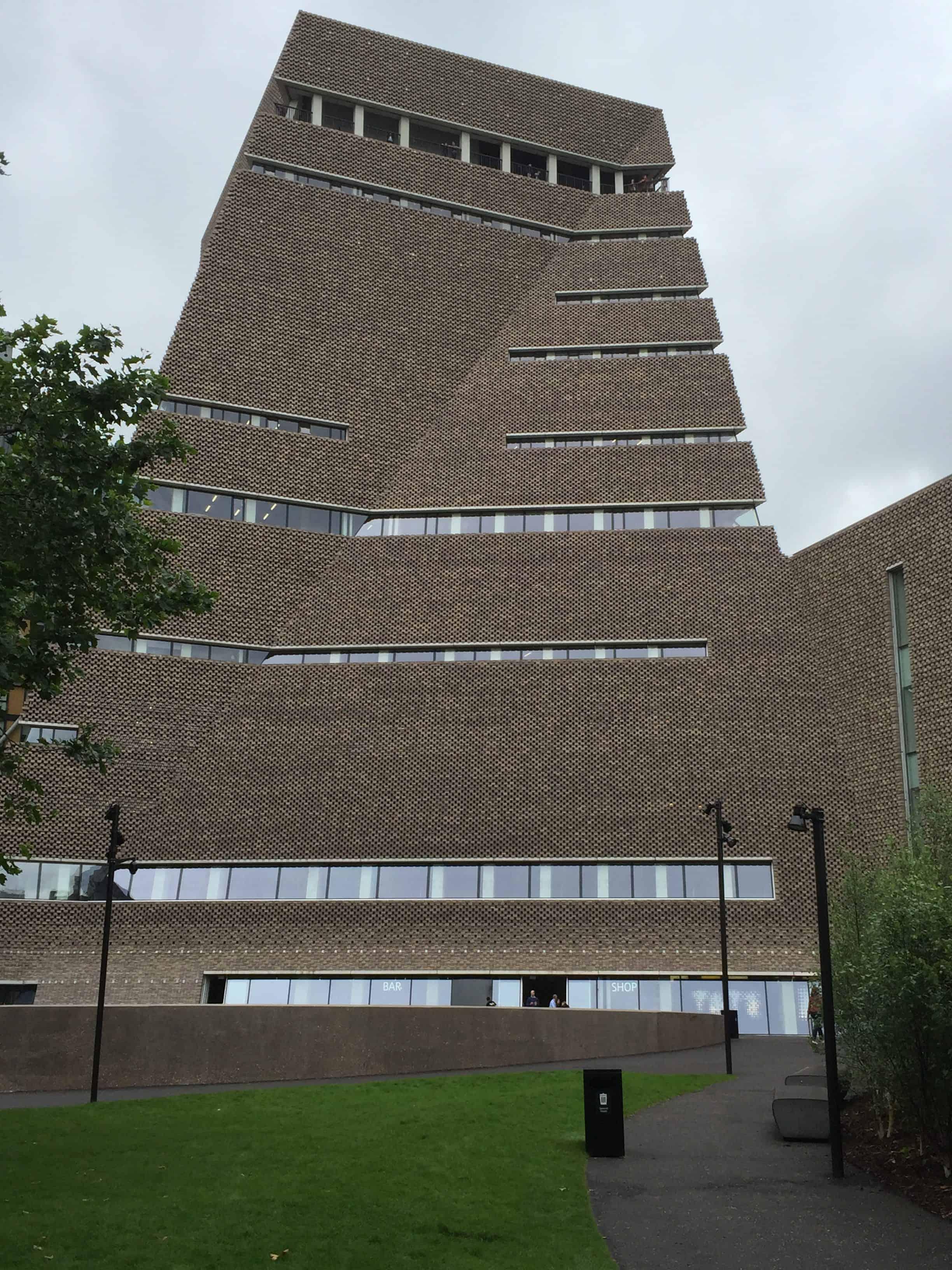 Tate Vista lateral