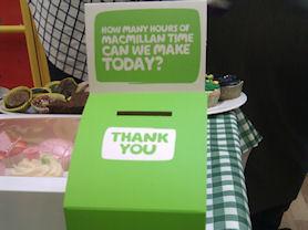 We raised £352.26!
