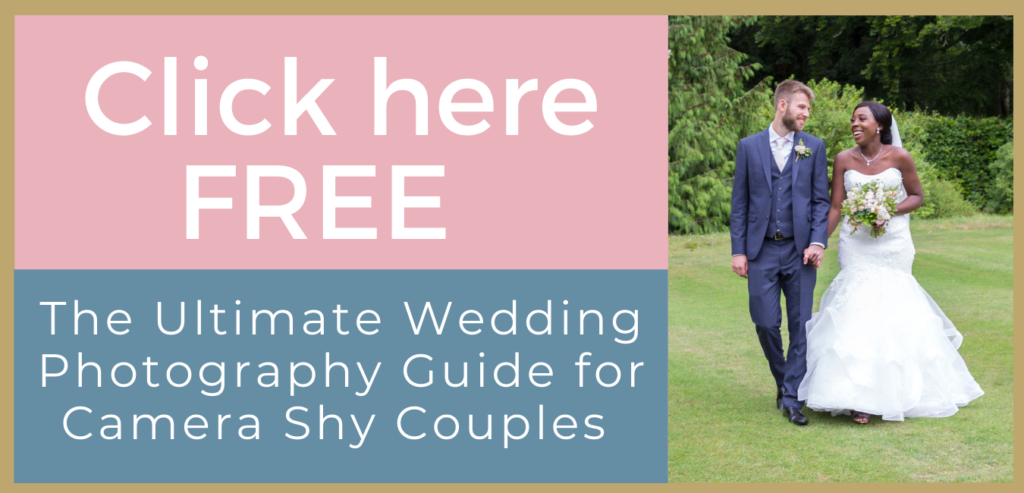 Click here free for The Ultimate Wedding Photography Guide for Camera Shy Couples