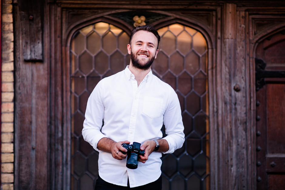 Aidan Willis Kent wedding videographer