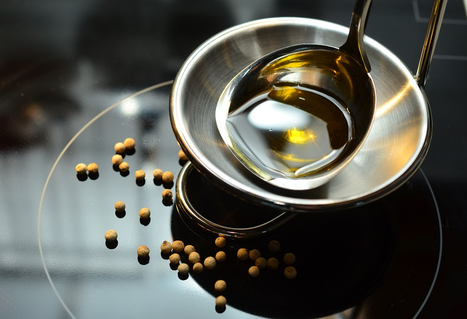 Using Used Cooking Oil