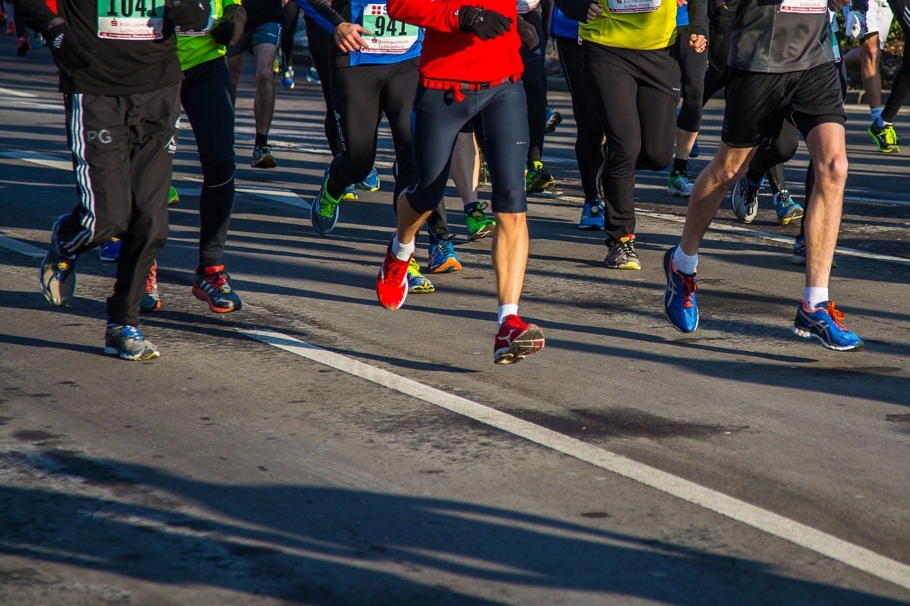 Innovative Idea to eliminate plastic during Marathons and other Events