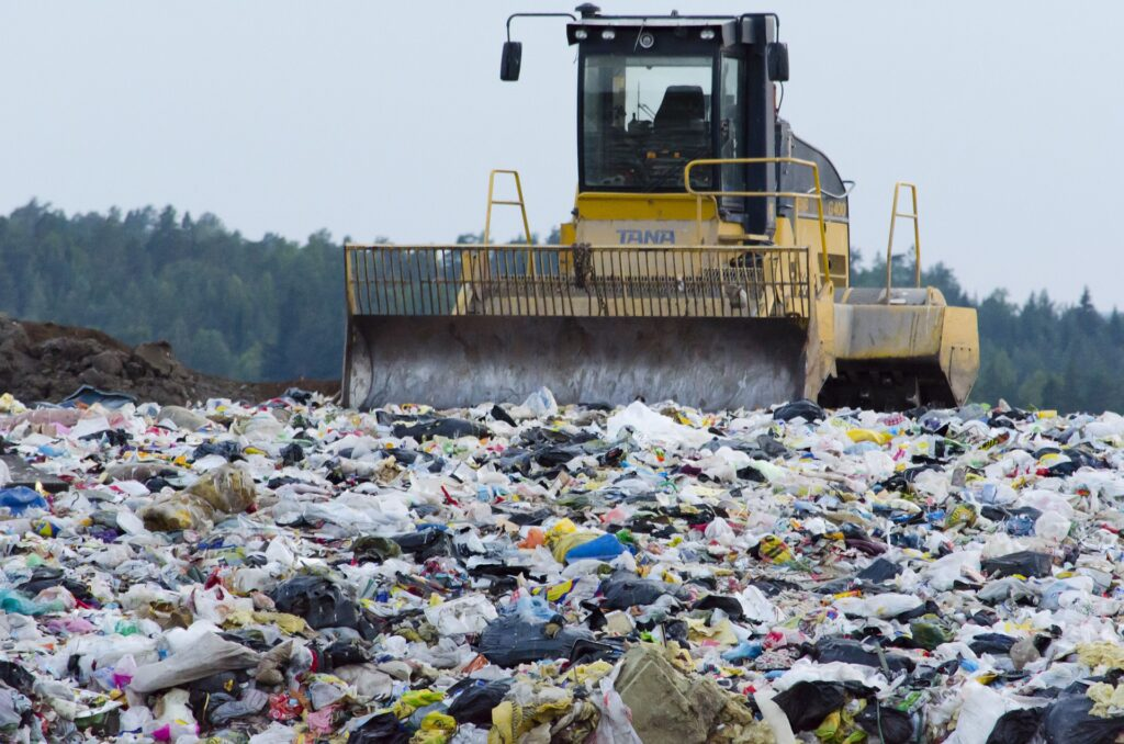 Increased use of disposables heading to landfills