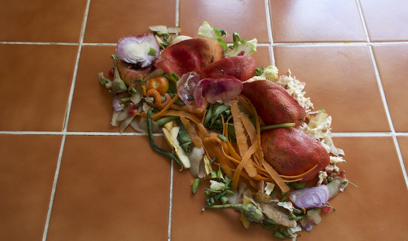 Community Kitchen Waste Composter