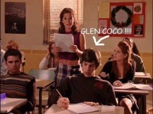 Glen Coco Mean Girls