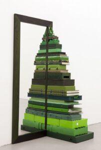 Mirror Christmas Tree