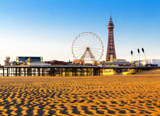 Blackpool Summer