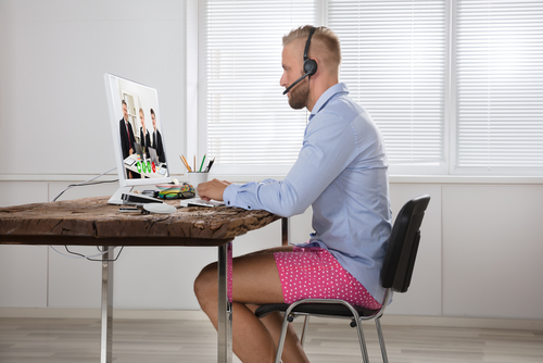 what to wear virtual interview