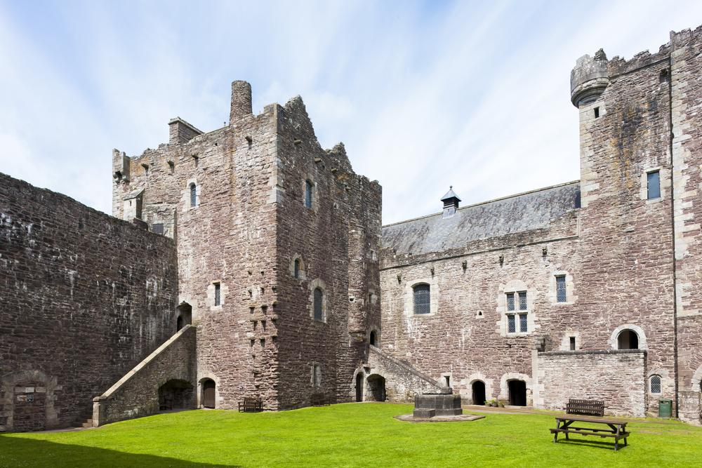 Doune Castle Winterfell