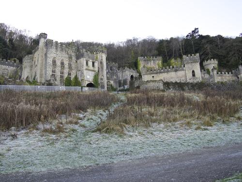 Gwrych Castle I'm a Celebrity