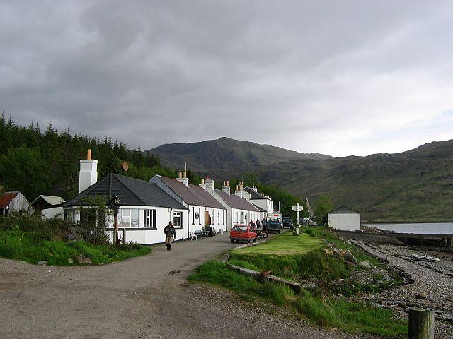Inverie remotest pub