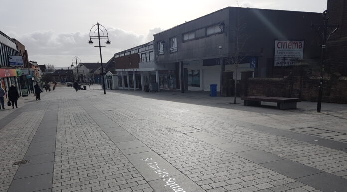 Bathgate St Davids Square