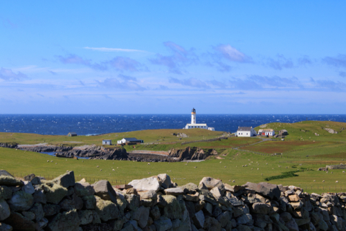 Travelling to Fair Isle