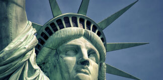 Statue of Liberty Face