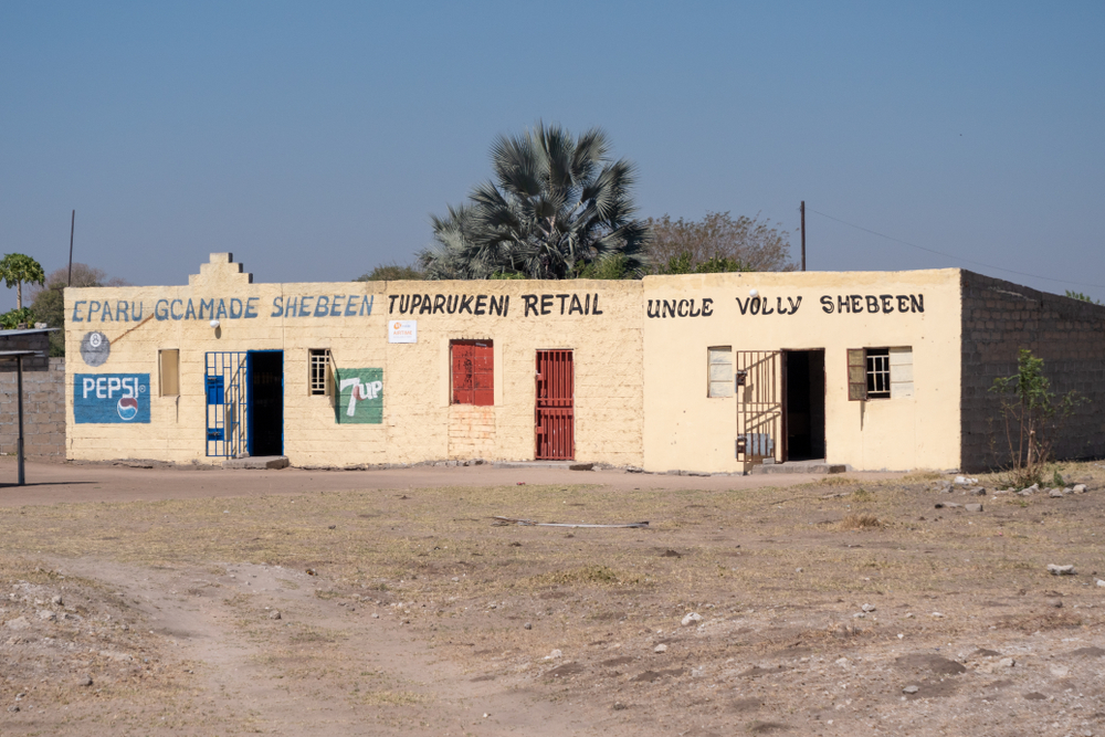 Shebeen Namibia