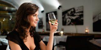Eating restaurant alone