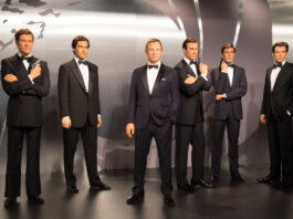 James Bond retire