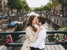 Amsterdam couples weekend