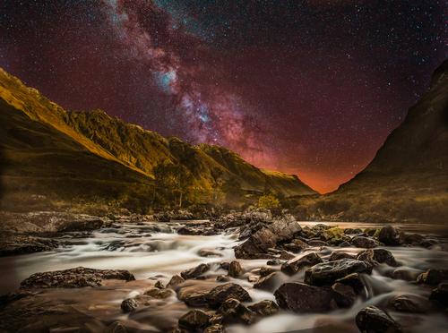 Dark Sky Tourism Scotland