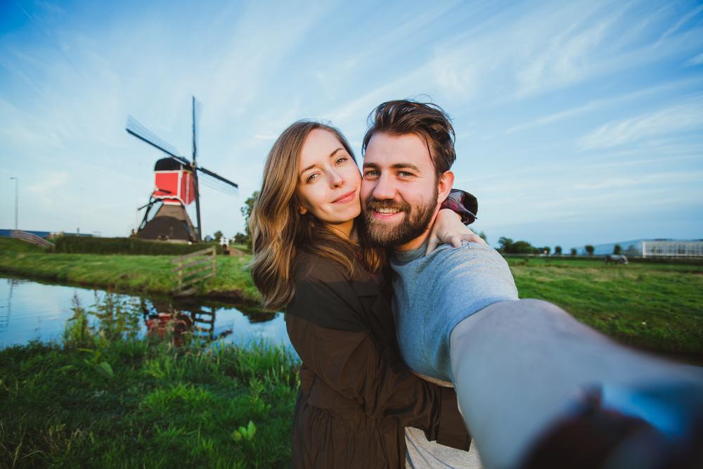 Amsterdam romantic getaway